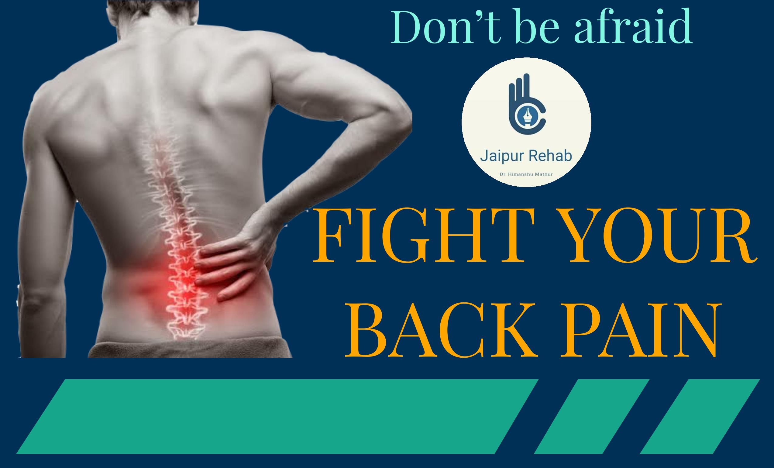 back pain tretament